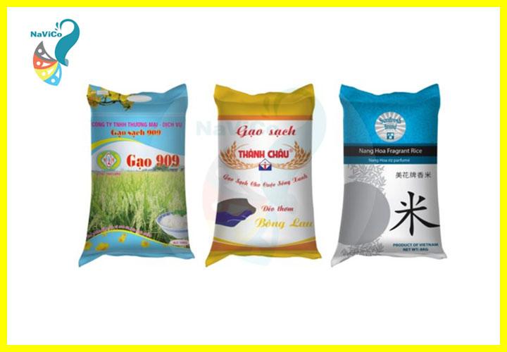 NAVICO - Công ty chuyên cung cấp bao bì đựng gạo