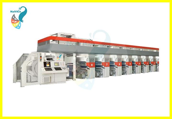 Hệ thống máy in ống đồng Navico